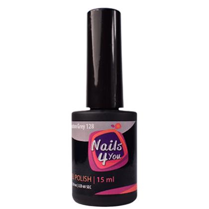 Gel Polish Boston Grey 128 Nails4you