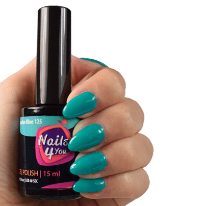 Gellak Londen Blue 125 Nails4you