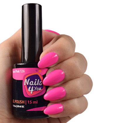 Gellak Paris Pink 126 Nails4you