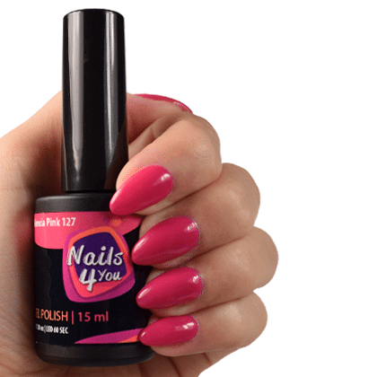 Gellak Valencia Pink 127 Nails4you