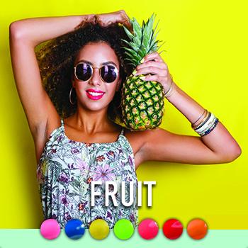 Fruit Collectie Gellak