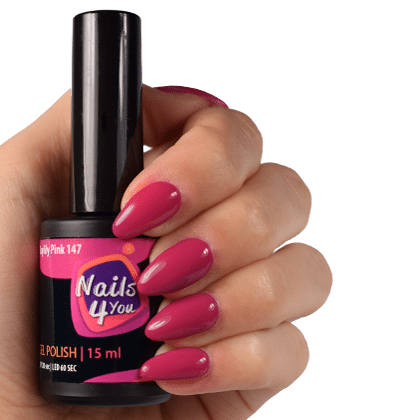 Gellak Daylily Pink 147 Nails4you