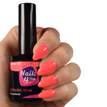 Gellak Lily Pink 143 Nails4you