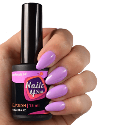 Gellak Lotus Purple 141 Nails4you