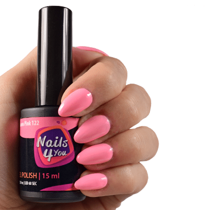 Gellak Guava Pink 122 Nails4you