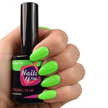 Gellak Lime Green 116 Nails4you