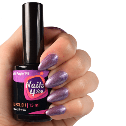 Gellak Sparkle Purple 148 Nails4you