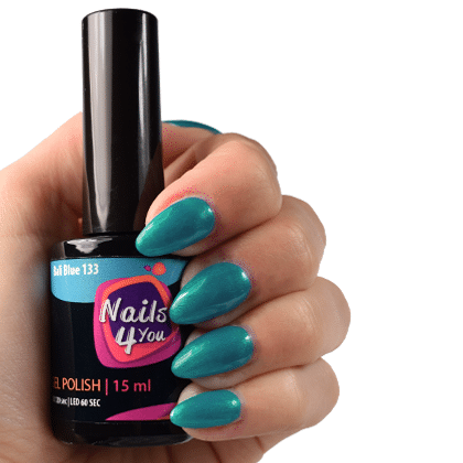 Gellak Bali Blue 133 Nails4you
