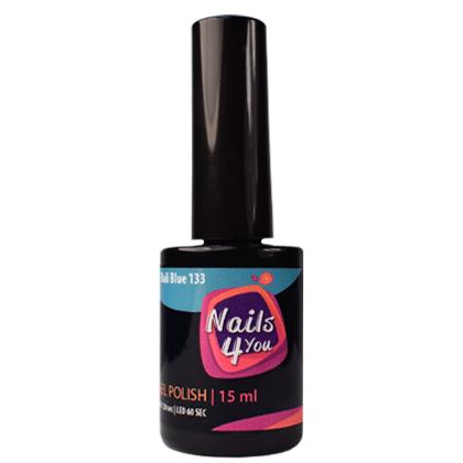 Gel Polish Bali Blue 133 Nails4you