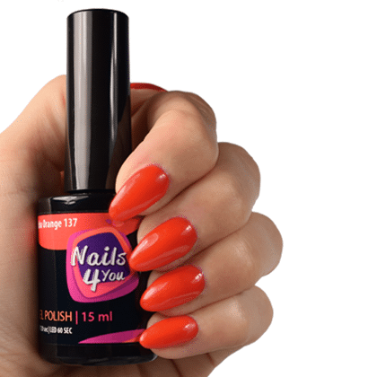 Gellak Cuba Orange 137 Nails4you