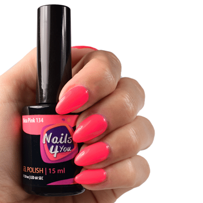 Gellak Ibiza Pink 134 Nails4you