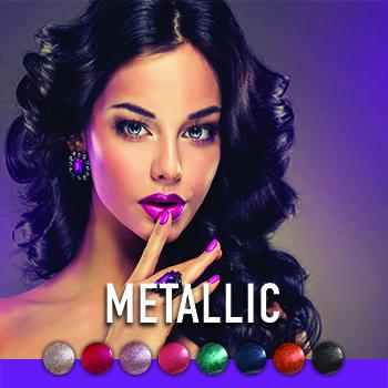 Metallic Collectie Gellak