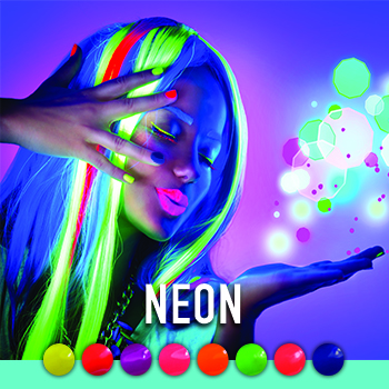Neon Collectie Gellak