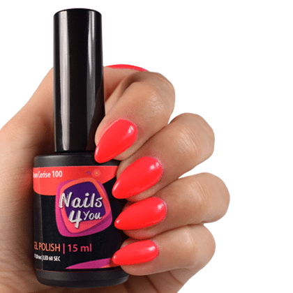 Gellak Neon Cerise 100 Nails4you