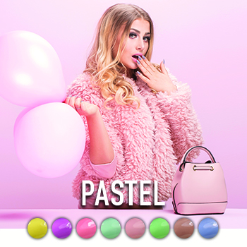 Pastel Collectie Gellak