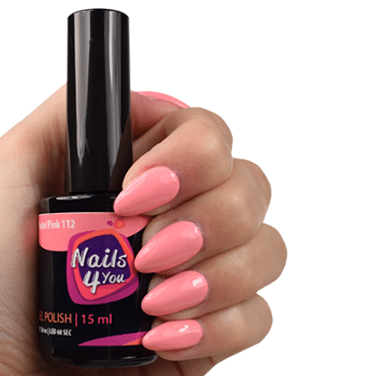 Gellak Pastel Pink 112 Nails4you