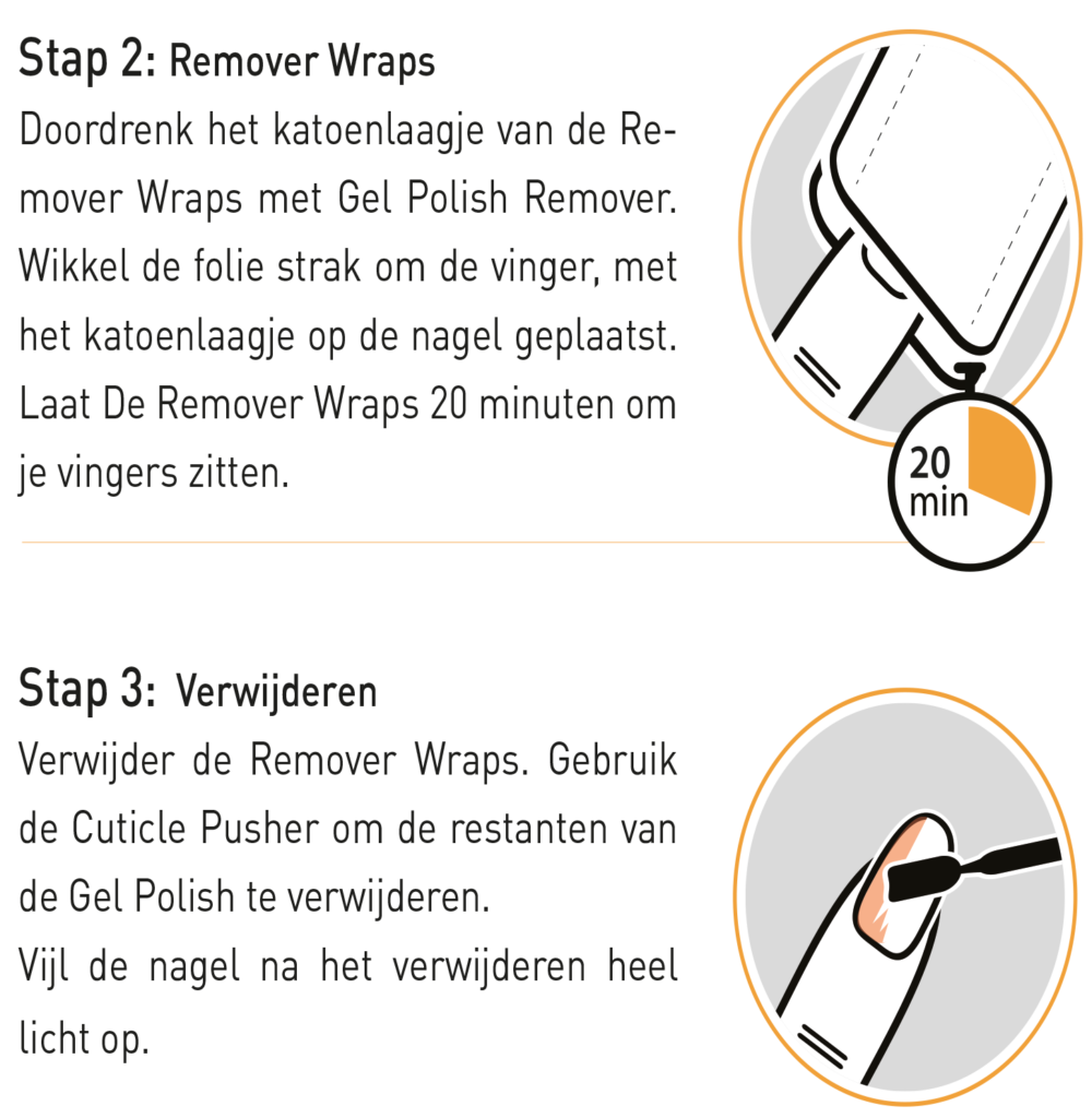 Remover Wraps